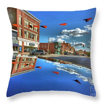 Another Pennsylvania Avenue Throw Pillow