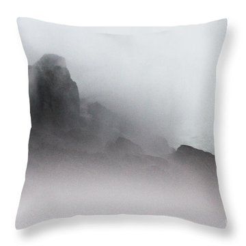 Throw Pillow featuring the photograph Another World by Dana DiPasquale