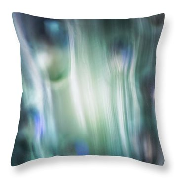 Another Wurld Throw Pillow