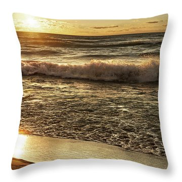 Answer To My Dreams Throw Pillow