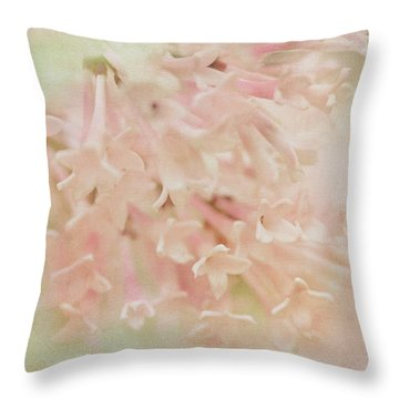 Throw Pillow featuring the photograph Anticipation  by Connie Handscomb