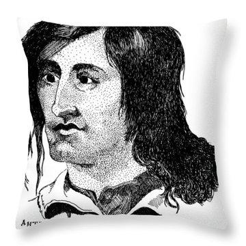 Antoine Clement Throw Pillow