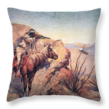 Remington Throw Pillows