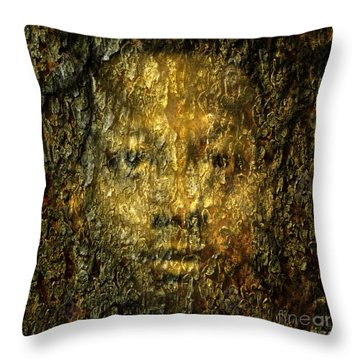 The Ravaging Of Kalief Browder Throw Pillow