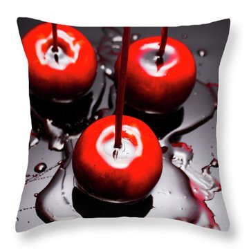 Glazed Throw Pillows