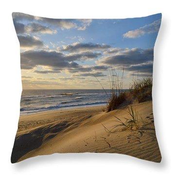 April Sunrise 2016 Throw Pillow