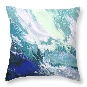 Aquaria Throw Pillow