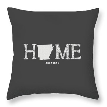 Ar Home Throw Pillow by Nancy Ingersoll
