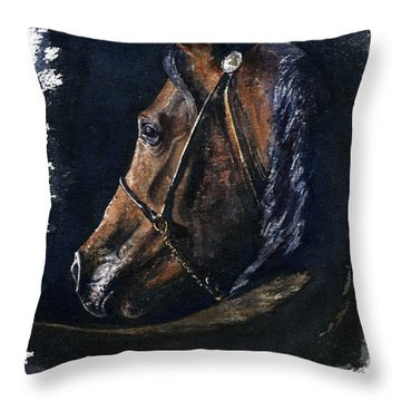 Arabian Throw Pillow