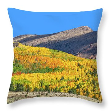 Arcas Is The King Of Arcadia, The Home Of God Pan. Throw Pillow