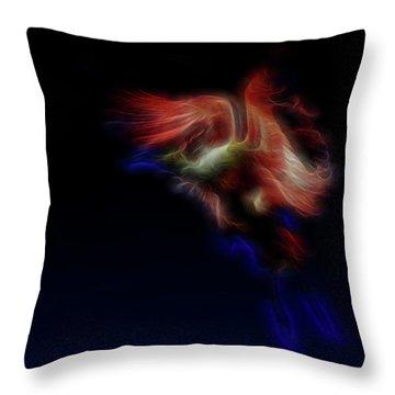 Archangel 2 Throw Pillow
