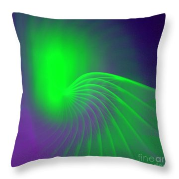 Archangel Rafael Throw Pillow