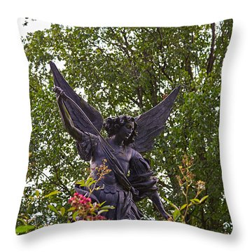 Archangel Throw Pillow