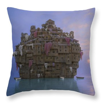 Refuge Throw Pillows