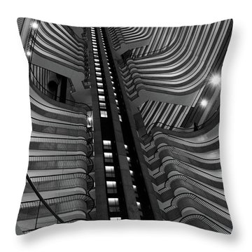 Architectural Beauty Throw Pillow