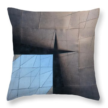 Architectural Reflections 4619a Throw Pillow