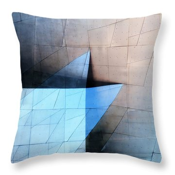 Architectural Reflections 4619c Throw Pillow
