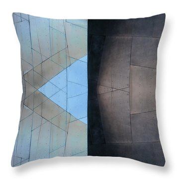 Architectural Reflections 4619d Throw Pillow
