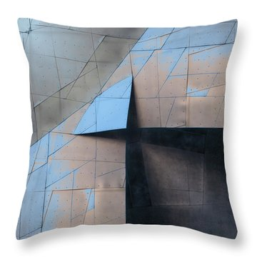 Architectural Reflections 4619f Throw Pillow