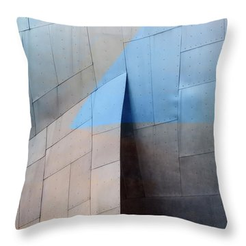 Architectural Reflections 4619h Throw Pillow