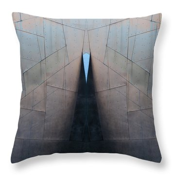 Architectural Reflections 4619j Throw Pillow