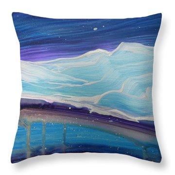 Arctic 1 Throw Pillow