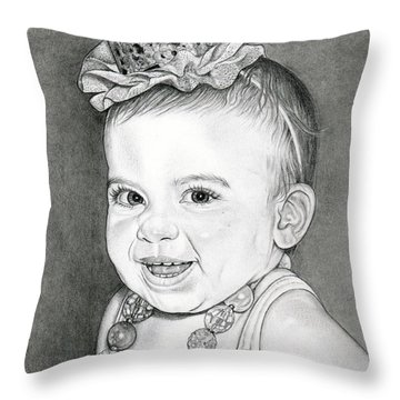 Arianna Throw Pillow