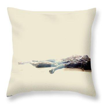 Arising Light Throw Pillow