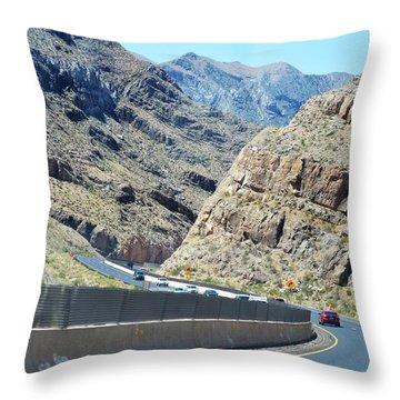 Arizona 2016 Throw Pillow