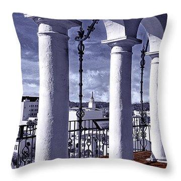 Arlinghton View Throw Pillow