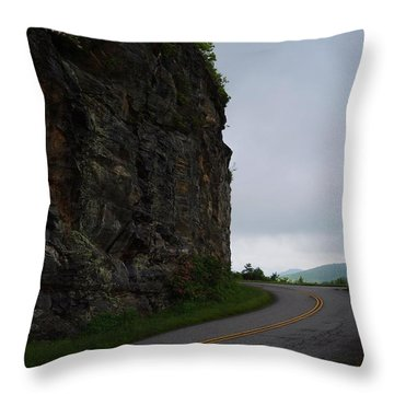 Around The Ben Throw Pillow