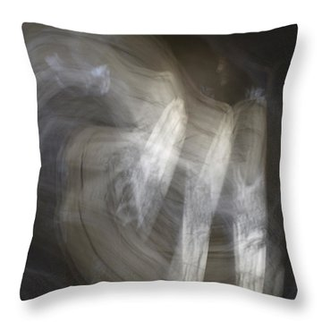 Arrivalforms Throw Pillow