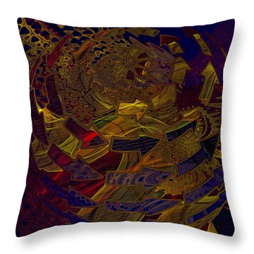 Arrow Go Throw Pillow