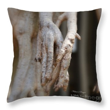 Art Around The World Project Throw Pillow