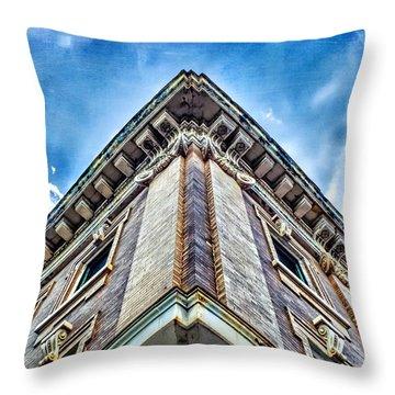 Art Deco Lexington Throw Pillow