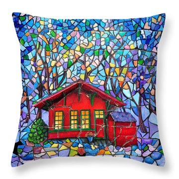 Art Depot Throw Pillow