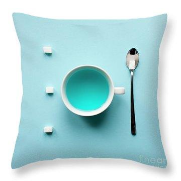Art Kitchen Throw Pillow