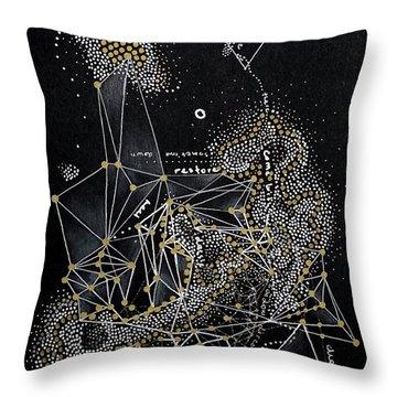 Art Of Allowing Throw Pillow