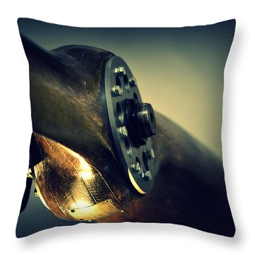 Art Of Flight Throw Pillow