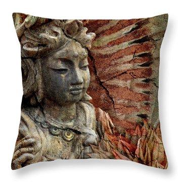 Art Of Memory Throw Pillow