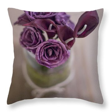 Art Of Simplicity Throw Pillow