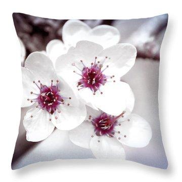 Art Of Spring Throw Pillow