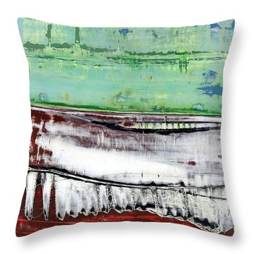 Art Print Abstract 97 Throw Pillow
