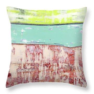 Art Print Abstract 19 Throw Pillow