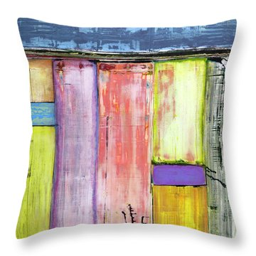 Art Print Abstract 47 Throw Pillow