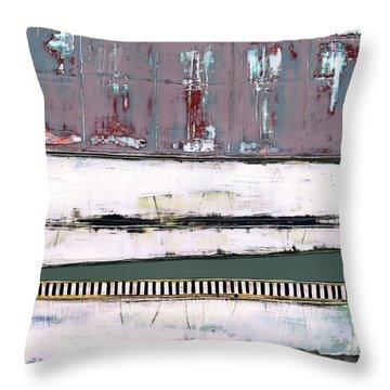 Art Print Abstract 86 Throw Pillow