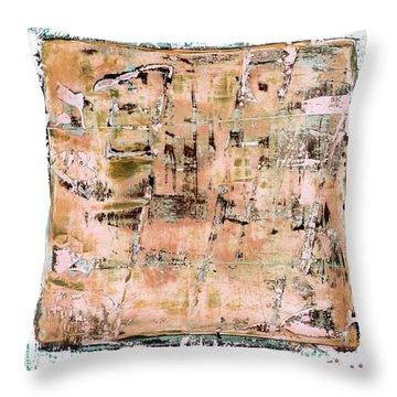 Art Print California 02 Throw Pillow