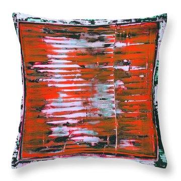 Art Print California 11 Throw Pillow
