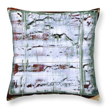 Art Print California 12 Throw Pillow
