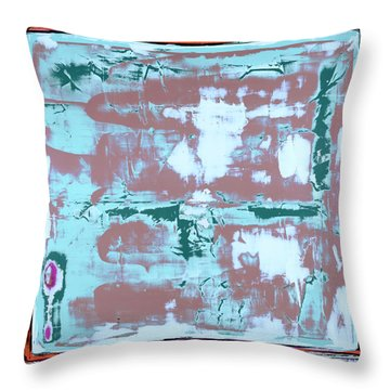 Art Print California 13 Throw Pillow